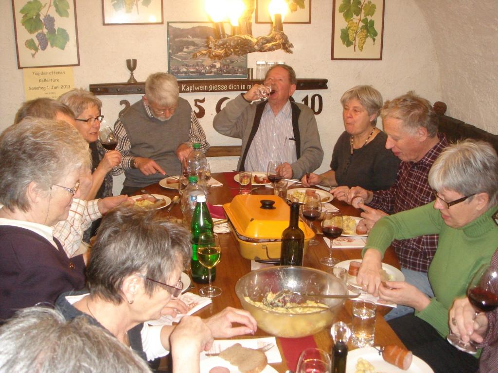 Treberwurst 2013